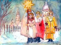 Heilige Drei Könige 2 von Ingrid  Becker