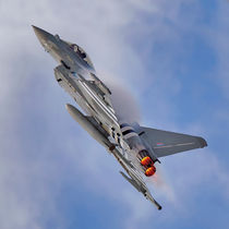 Eurofighter Typhoon (D-Day Stripes) by Steve H Clark Photography