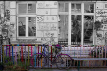 Fahrrad kunterbunt von ta-views