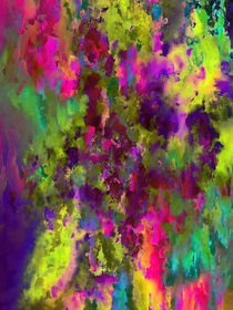 Colorful explosion von Gabi Hampe