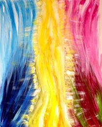 Entfalte das Göttliche Licht in dir by Karin Riener