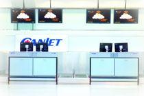 Airport Counters von Valentino Visentini