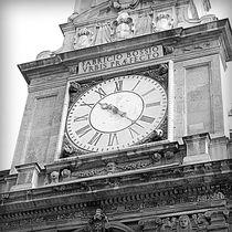 Milan Clock by Valentino Visentini