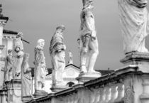 Saints by Valentino Visentini