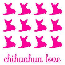 Chihuahua Love von darnell wicks