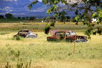Lost cars von Ronald Klötzer