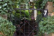 Geheimnisvoller Hauseingang by ta-views