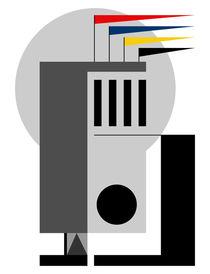 BAUHAUS DREAMING von THE USUAL DESIGNERS