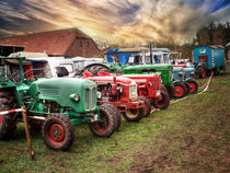 Trecker-Oldtimer by Peter Roder