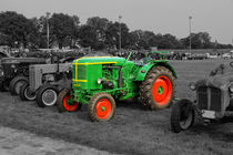 Deutz-Oldtimer by Peter Roder