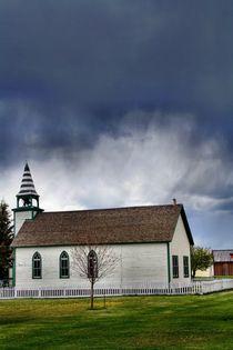 Fort Steele Kirche von Ronald Klötzer