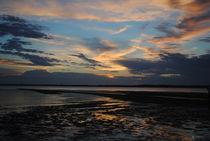 Sonnenuntergang in Arcachon von hannahw