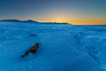 Ice stone by Alexander Bertram