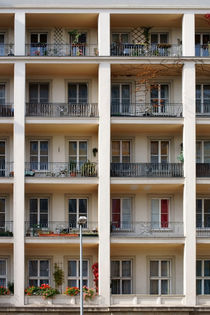 Balkonidylle by Bastian  Kienitz