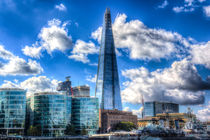 The Shard and South Bank von David Pyatt
