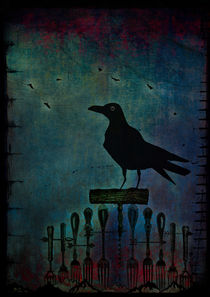 The Raven by Sybille Sterk