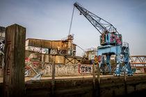 Kulturdenkmal Alte Hafenanlage von Lars Niebling