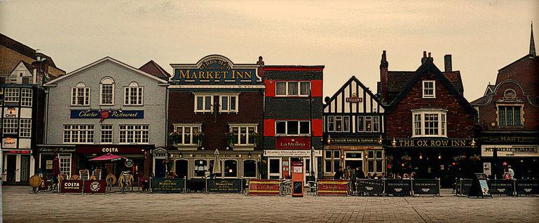 Salisbury-houses