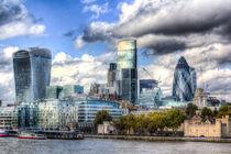 City of London von David Pyatt