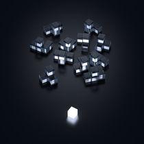 Leuchtwürfel von dresdner