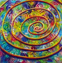Spiralige Jugensünde | Eternal Spiral |  Pecado en espiral  von artistdesign