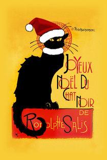 Joyeux Noel Du Chat Noir by gravityx9