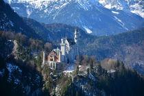 Schloss Neuschwanstein von Mark Gassner