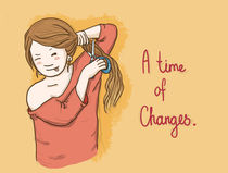 A Time Of Changes by Kate Hasselnott