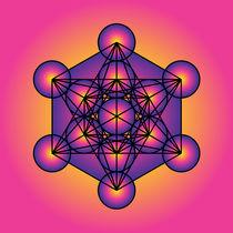 Metatrons-cube-violet