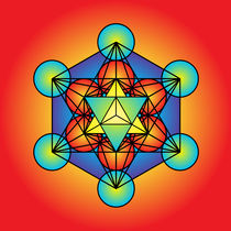Metatrons-cube-with-merkaba-blue