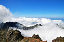 über den Wolken  von Georg Tausche