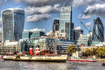 The Waverley and London von David Pyatt