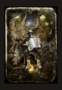 Serenade To The Universe by Ralf Schuetz