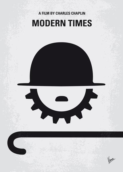 No325-my-modern-times-minimal-movie-poster