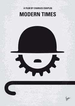 No325-my-modern-times-minimal-movie-poster