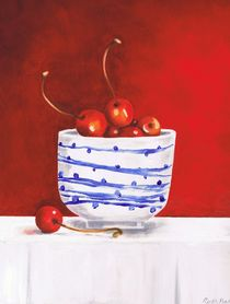 Cherries by Ruth Baker