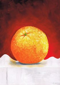 Orange by Ruth Baker