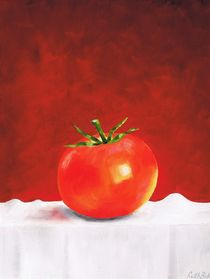 Tomato by Ruth Baker