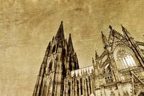 Kölner DOM II von leddermann