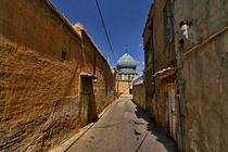 Streets of Shiraz by Chris R. Hasenbichler