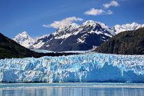 Margerie Glacier by Chris R. Hasenbichler