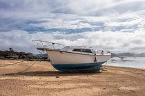 Hafen in der Bretagne by Rico Ködder