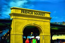 French Market by Dan Richards