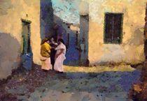 Jewish women in Tunis von Vincent Monozlay