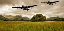 Lancasters heading home by Sam Smith