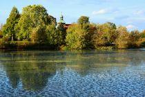 Kloster und Klostersee in Walsrode by gscheffbuch