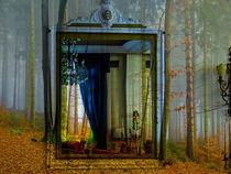 A view at the autumn by Gabi Hampe