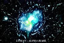 Lyman - alpha  blob. by Bernd Vagt
