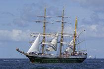 Bark Alexander von Humboldt II  von ir-md