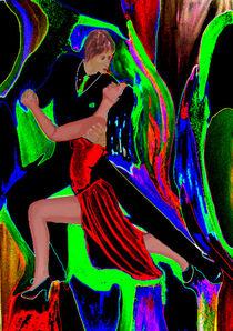 Psychedelic Tango von Klaus Engels
